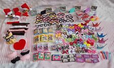 Littlest Pet Shop 10 Random Accessories Clothes Custom made Pets NOT INCLUDED