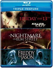 Friday the 13th/Nightmare on Elm Street/ (2012, REGION A Blu-ray New) BLU-RAY/WS