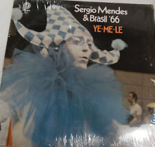 Sergio Mendes & Brasil '66 Ye-Me-Le SPC3749 33RPM Record 032017RR