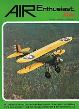 AIR ENTHUSIAST #9 FEB-MAY 79: BOEING 100/ 1st GRUMMAN/ WHITLEY/ SOVIET RAMJETS