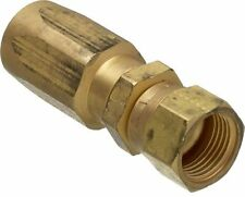 Gates Brass Coupling Air Brake Fitting For Rubber Hose P/N: G34210-0808B