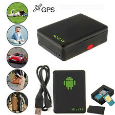 GPS Car Tracker Global Locator Vehicle GSM GPRS Security Tracking Device Mini A8