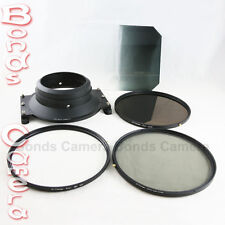 Camdiox 145mm Pro Filter Holder Kit for Sigma 12-24mm f/4.5-5.6 II DG HSM Lens