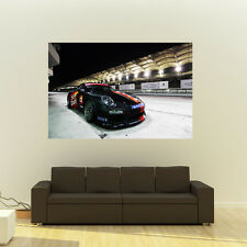 Poster of Porsche 911 GT3RS GT3 Cup Giant Super Car Print Huge 54x36 Inches