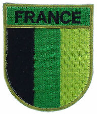 FRENCH FRANCE OPEX MILITARY CAMO PATCH TACTICAL BADGE COMBAT ARMY UNIFORM