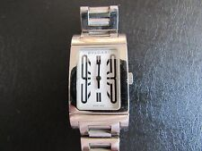 BVLGARI Rettangolo Watch Stainless Steel  Women RT39S