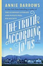 Annie Barrows - Truth According To Us (2015) - New - Trade Cloth (Hardcover