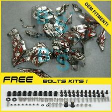 airbrush Fairings Bodywork Bolts Screws Set For HONDA CBR600RR 2005-2006 122 G7