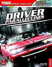 Driver: Parallel Lines (Prima Official Game Guide)