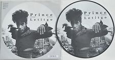 Prince Letitgo Numbered Ltd Edition picture Disc