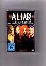 Alias - Die Agentin - 1. Staffel / Jennifer Garner / 6-DVD`s / DVD