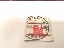 Stamp, USA, RR Caboose 1890's  Lumber Co. 5, USA .11 Cents Bulk Rate