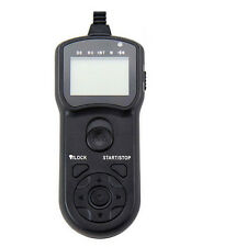 JJC TM-PK1 Wire Multi Function LCD Timer Remote For Pentax K70 CS-310 Controller