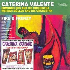 Fire And Frenzy & South Of The Border [Remaster] by Caterina Valente (CD, Nov-20