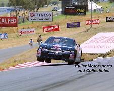 DALE EARNHARDT SR #3 AIRBORNE AT SONOMA 1999 8X10 PHOTO NASCAR WINSTON CUP CHEVY