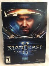 StarCraft II: Wings of Liberty (Windows/Mac 2010) PC Video Game - BRAND NEW! S3