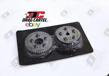 Drag Cartel Adjustable Intake & Exhaust Cam Gears Honda K20 K20A K20Z K24 K24A