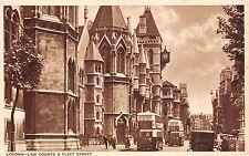 Br34236 London Law Courts Fleet Street    England