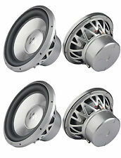 "4) VM Audio EXW12 Elux 12"" Competition Car Power Subwoofer Subs 4800W DVC (Four)"