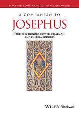 Un compagno per Josephus da John Wiley and Sons Ltd (Rilegato, 2013)