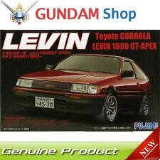 FUJIMI Toyota Corolla Levin 1600 GT-APEX '83 1/24 Inch Up Series No. 09 JAPAN