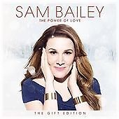 SAM BAILEY THE POWER OF LOVE SEALED CD