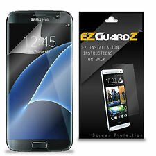 2X EZguardz LCD Screen Protector Cover HD 2X For Samsung Galaxy S7 Edge (Clear)