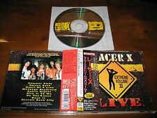 Racer X / Live Extreme Volume II JAPAN P-A6