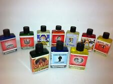 MYSTICAL/SPIRITUAL 1/2 OZ OILS FOR SPELLS SET OF 4 YOUR CHOICE FREE SHIPPING!