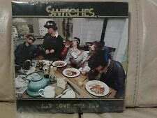 "Switches ‎– Lay Down The Law [Clear Vinyl 7"" Single]"