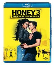 HONEY 3 ( Cassie Ventura, Bobby Lockwood, Kenny Wormald)  BLU-RAY NEU