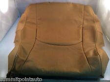 1998-00 MERCEDES-BENZ ML320 ~ CENTRAL REAR DOUBLE SEAT LEATHER BACK ~ MUSHROOM