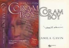 Jamila Gavin - Coram Boy - Signed - Re-issued 1st/1st