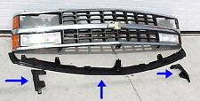 88 89 90 91 92 93 CHEVY GMC TRUCK 3PC BUMPER FILLER KIT