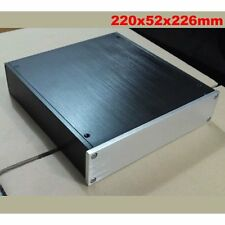 Aluminum Power Amplifier Enclosure/DAC case/Preamp case/PSU Box chassis 2205