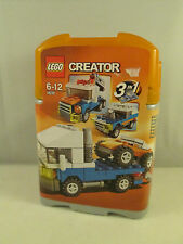 Lego Creator Basic Model Train - 4838 Mini Vehicles NEW SEALED