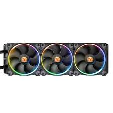 Thermaltake Water 3.0 Riing RGB 360 3x 120mm CPU Liquid Cooler for Intel