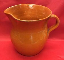 Early Marked Jugtown, N. C. Art Pottery, Milk Pitcher
