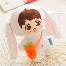 "9"" KPOP EXO XOXO Planet#2 Rabbit w Bag Issing LAY Plush Toy Doll New Arrived"