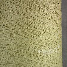 Tela morbido Puro Cotone Uncinetto & Lavoro a Maglia Filato 500g CONO 10 Ball 3 strati N. 10