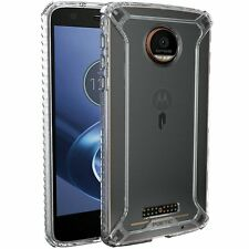 POETIC Affinity Series Case For Motorola Moto Z / Moto Z Droid Edition Clear