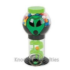 Alien Galaxy Gumball Machine Green Gum Ball Candy Dispencer Gumballs Dispence