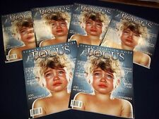 FOCUS THE FINE ART PHOTOGRAPHY MAGAZINE DEALERS LOT OF 250 - JILL GREENBERG ART