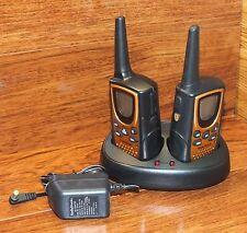 Radio Shack (21-1926) (2 Pack) Portable / Handheld Two Way Walkie Talkie Radios!