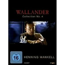 "WALLANDER COLLECTION ""NO 4"" 2 DVD NEU"