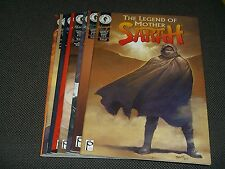 "THE LEGEND OF MOTHER SARATH 1/8 DARK HORSE - AMERICANO IN INGLESE - OTTIMO ""N"""