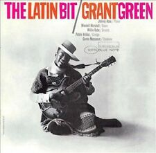 The Latin Bit [RVG] [Remaster] by Grant Green (CD, Sep-2007, Blue Note (Label))