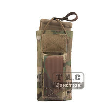 Emerson Tactical Single Open Top 5.56 & Pistol MOLLE Magazine Mag Pouch Holster