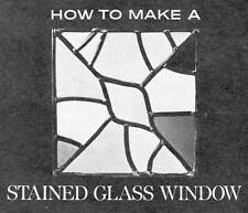 How To Make A Stained Glass Window Easy Techniques Make Beautiful Window #436