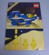 LEGO® Bauanleitung Space Classic 6892 Modular Translort ungelocht BA Anleitung